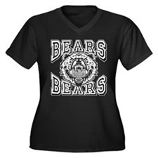 BEARS! BEARS! Plus Size T-Shirt