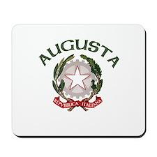Augusta, Italy Mousepad