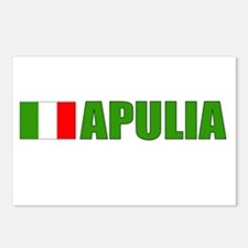 Apulia, Italy Postcards (Package of 8)
