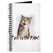 Talk To The Paw.png Journal