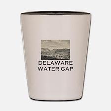 ABH Delaware Water Gap Shot Glass