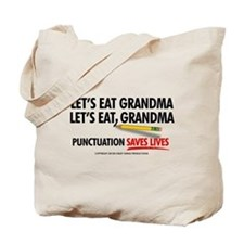 Punctuation Alternate Tote Bag