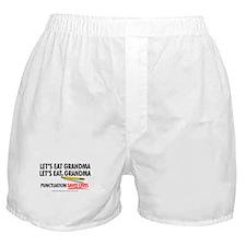 Punctuation Alternate Boxer Shorts