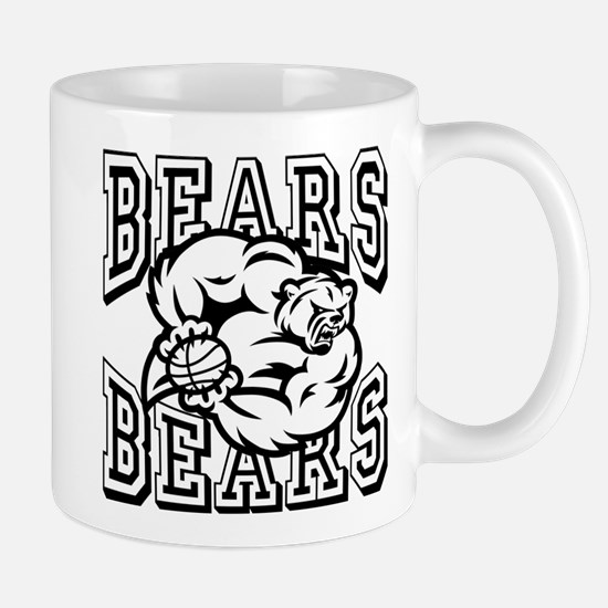 Bears Basketball Mugs