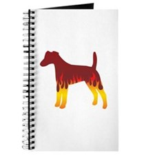 Foxie Flames Journal