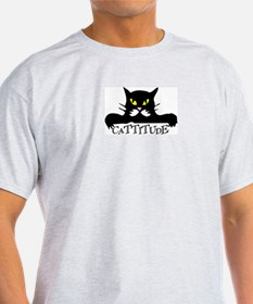 cattitude.png T-Shirt