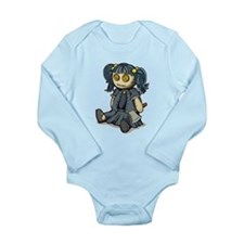 Lil Lizzie Button Eyes Body Suit
