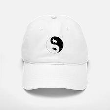 Yin Yang Rabbit Symbol Baseball Baseball Cap