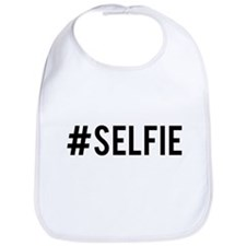 Hash tag selfie Bib