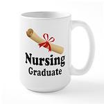 Nursing Graduate Large Mug