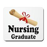 Nursing Graduate Mousepad