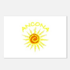 Ancona, Italy Postcards (Package of 8)