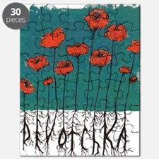 Devotchka Poppies Puzzle