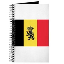 Belgin Lion Flag Journal