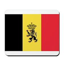 Belgin Lion Flag Mousepad
