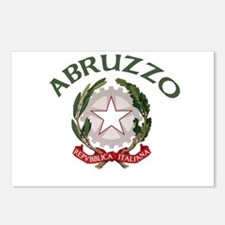 Abruzzo, Italy Postcards (Package of 8)