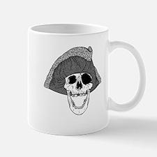 One Eye Pirate Skull Mugs