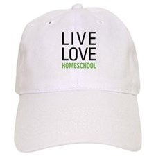 Live Love Homeschool Baseball Cap