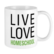Live Love Homeschool Mug