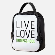 Live Love Homeschool Neoprene Lunch Bag