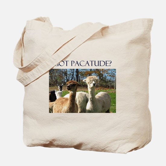 Got Pacatude Tote Bag