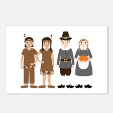 Thanksgiving Children Postcards (Package of 8)