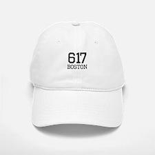 Boston Area Code 617 Baseball Baseball Cap