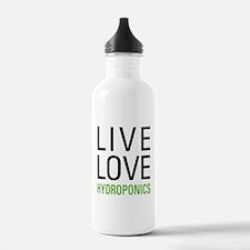 Live Love Hydroponics Water Bottle