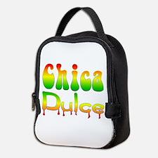 Chica Dulce Neoprene Lunch Bag