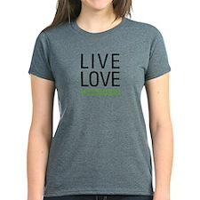 Live Love Hypnosis Tee