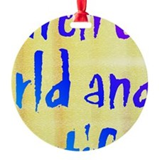 children color our world.png Ornament