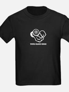 Custom Bicep Curl T-Shirt
