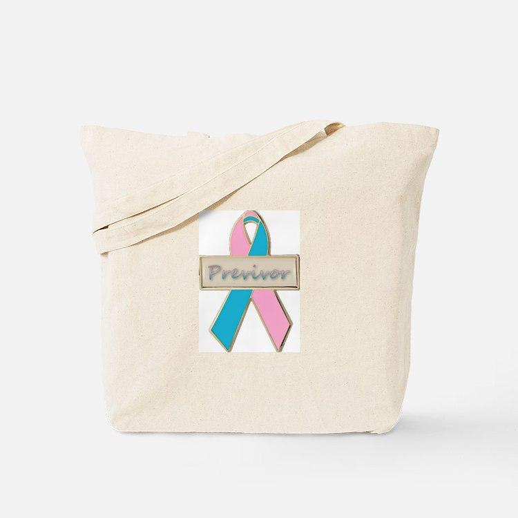 Previvor Tote Bag