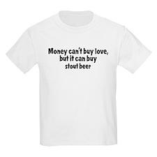 stout beer (money) T-Shirt