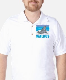 Kid Friendly Walrus T-Shirt