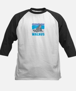 Kid Friendly Walrus Tee