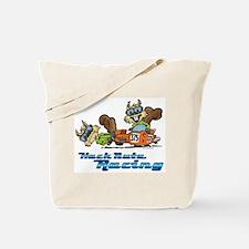 Hack Nutz Racing Tote Bag