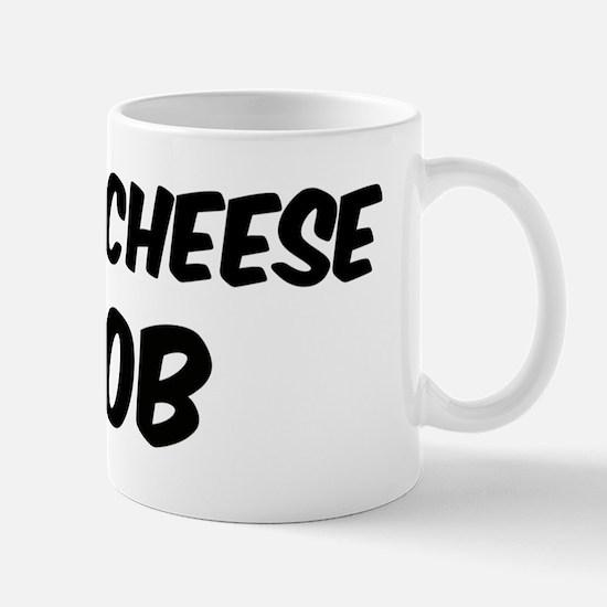 String Cheese Mug