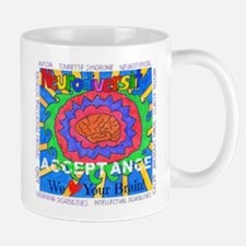 We Love Your Brain Mugs