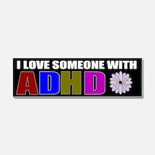 ADHD Car Magnet 10 x 3
