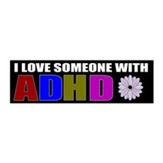 ADHD Wall Decal