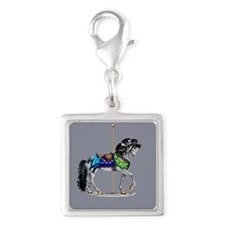 The Carousel Horse Charms