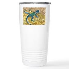 Sizzling Lizard Travel Mug