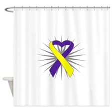 Lupus Endometriosis Shower Curtain