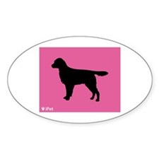 Staby iPet Oval Decal