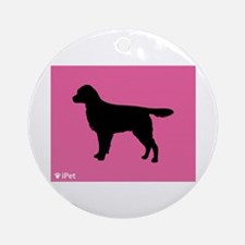 Staby iPet Ornament (Round)