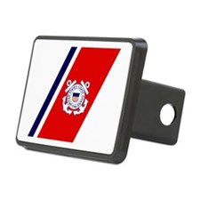 Cute Coast guard Hitch Cover