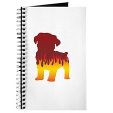 Schnoodle Flames Journal