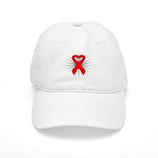 Heart Disease Baseball Cap