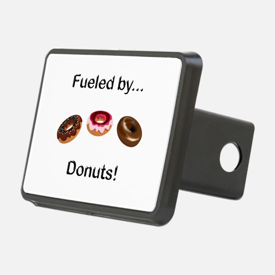 Fueled by Donuts Hitch Cover
